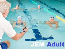Adult Improver Swimming Lessons at JEM Swim School