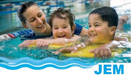 Book a Beginners Class at JEM Swim School