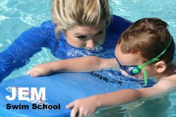 One to One Swimming Lessons @ JEM Swim School