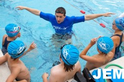 Swimming Group Class at JEM Swim School