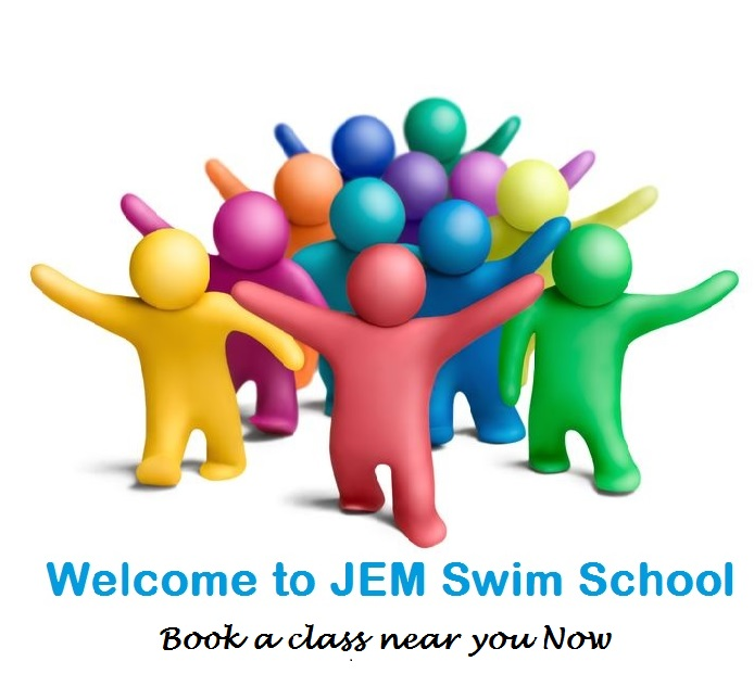 Welcome to JEM Swim School - Book a Class