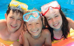 EM Swim School - Boys & Girls @ Summer Swimming Programme
