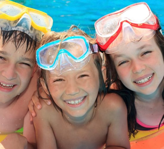 EM Swim School - Boys & Girls @ Summer Swimming Programme