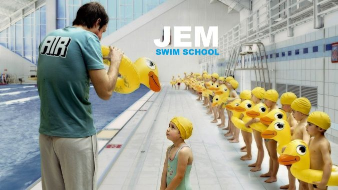 JEM – WATER DUCKS