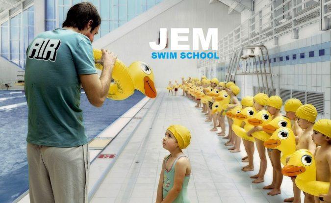 JEM – WATER DUCKS