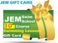 JEM GIFT CARD - 10WKS