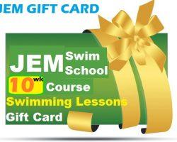 JEM GIFT CARD – 10WKS