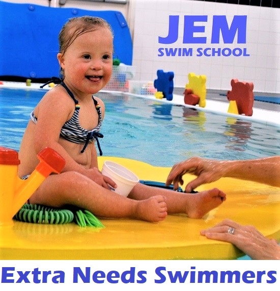 Extra Needs Swimmers
