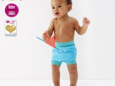 Happy Nappy™ - Turquoise with Blue Lagoon