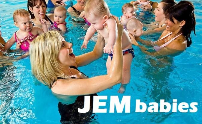 JEM Babies Swim Class