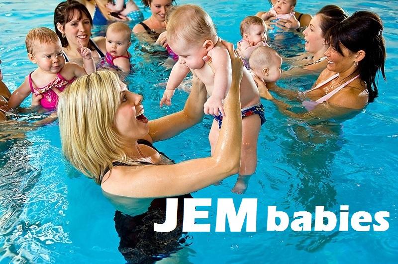 JEM Baby Swim Class