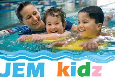 JEM Swim School – Kidz Beginners Class