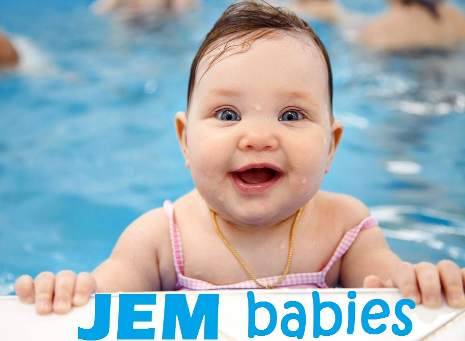 JEM Babies - Baby Swimming @ JEM Swim School