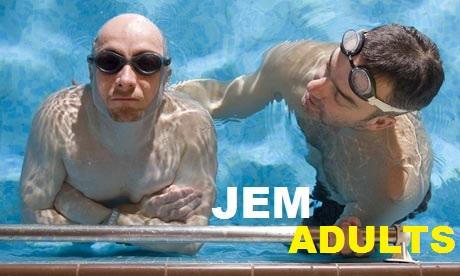 JEM Adult Beginner Swim Classes